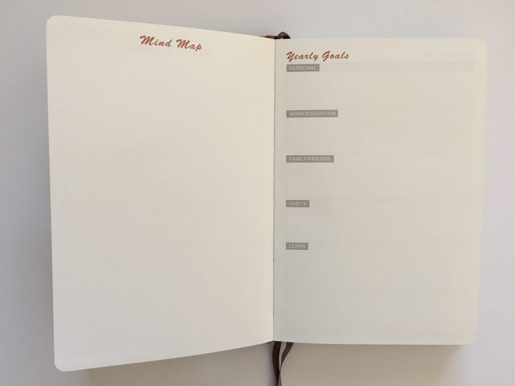 Lemome weekly planner review pros and cons monday week start horizontal habit tracker sewn bound hardcover review video_04