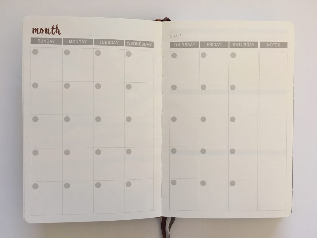Lemome weekly planner review pros and cons monday week start horizontal habit tracker sewn bound hardcover review video_08