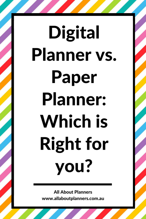 digital planner versus paper planner which is right for you pros and cons goodnotes ipad tablet should i use a digital planner