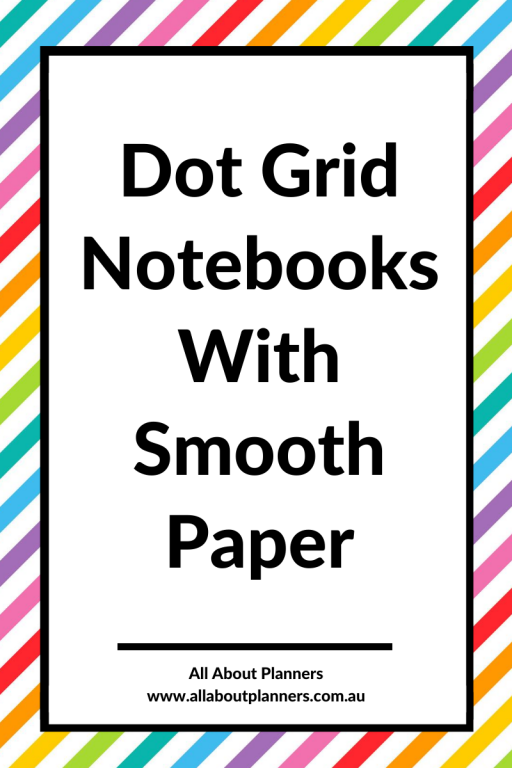 dot grid notebooks with smooth paper review pros and cons pen testing paper quality all about planners best favorite bullet journal bujo