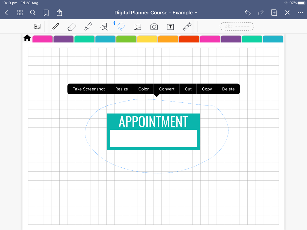 goodnotes lasso tool how to use goodnotes 5 tips for digital planning instructions favorite all about planners digital notebook bullet journal