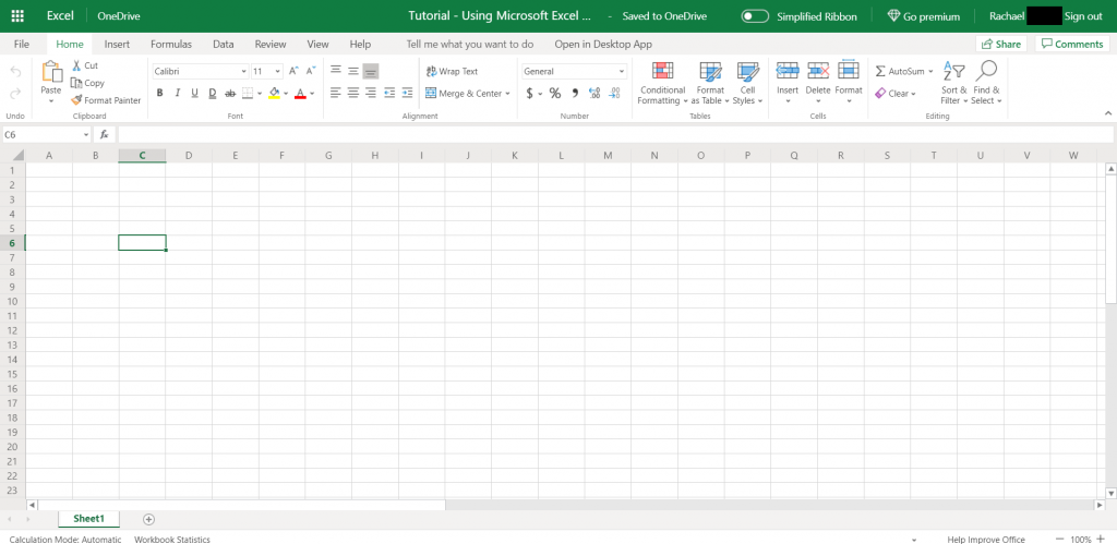 how to use microsoft excel online for free without paying how to use excel for making printables and pretty spreadsheets