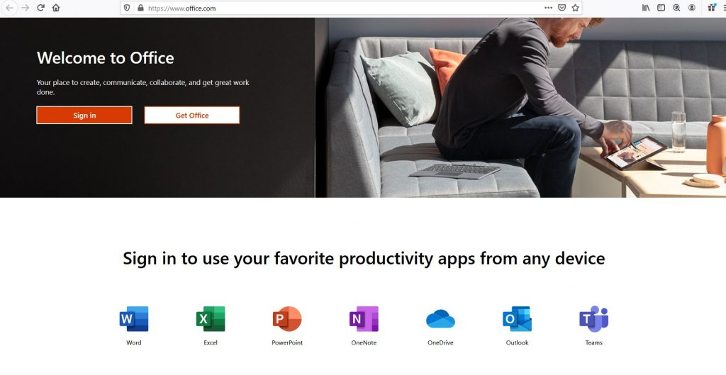 how to use microsoft programs for free online using a mac or pc
