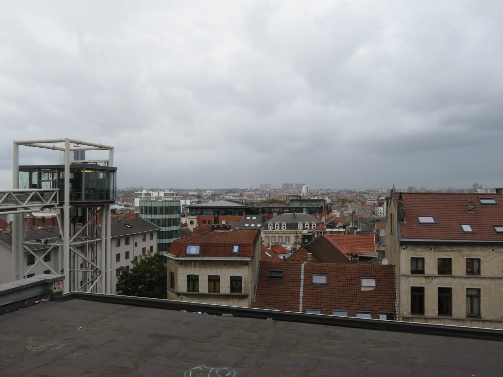 Place Poelaert viewpoint brussels lookout