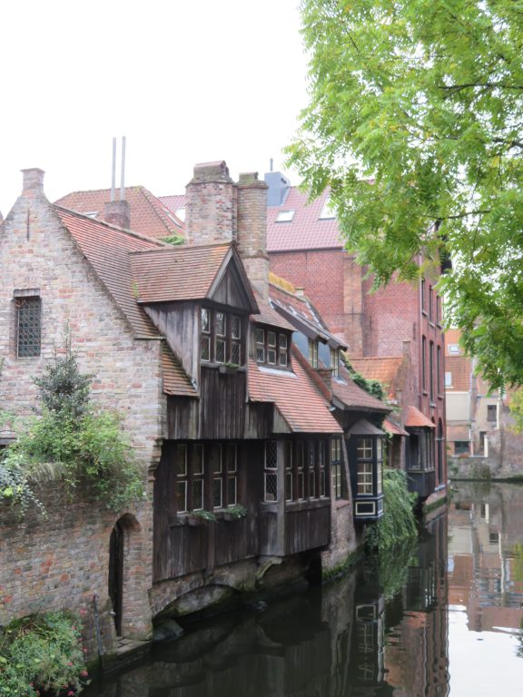 Bruges day trip from Brussels via the train things to see and do itinerary