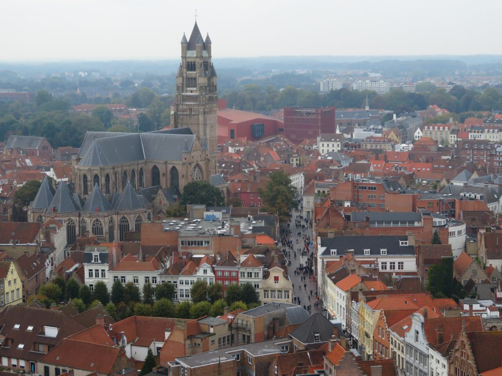 Bruges belfry viewpoint things to see and do best photospots bruges day trip from brussels