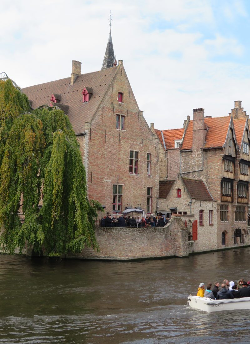 Bruges & Ghent Day Trip from Brussels (via the Train)