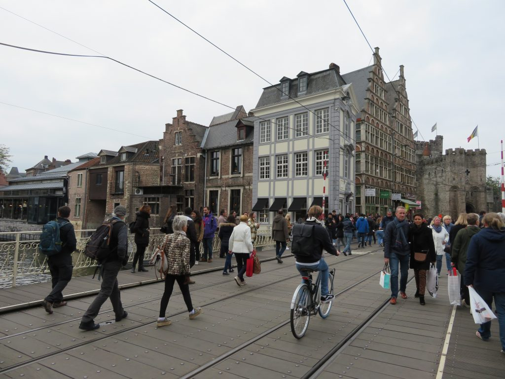 Ghent things to see and do best photo spots itinerary half day trip from brussels on the train