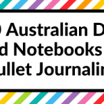 10 Australian Dot Grid Notebooks for Bullet Journaling