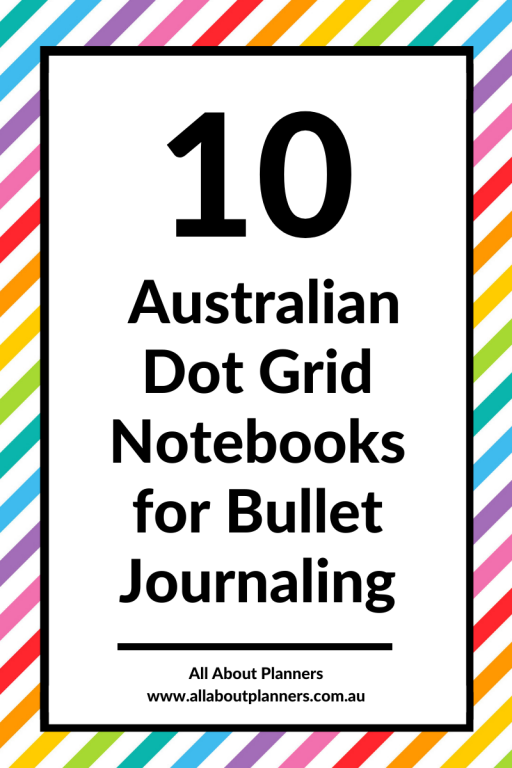 bullet journal notebooks available in australia brands pros and cons pen testing all about planners favourites recommendations bujo beginner cheap aussie