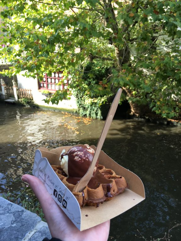 otto waffle bruges review things to see and do where to eat day trip from brussels