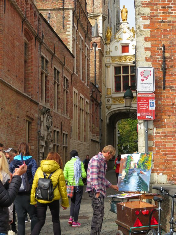 Bruges things to see and do best photospots itinerary