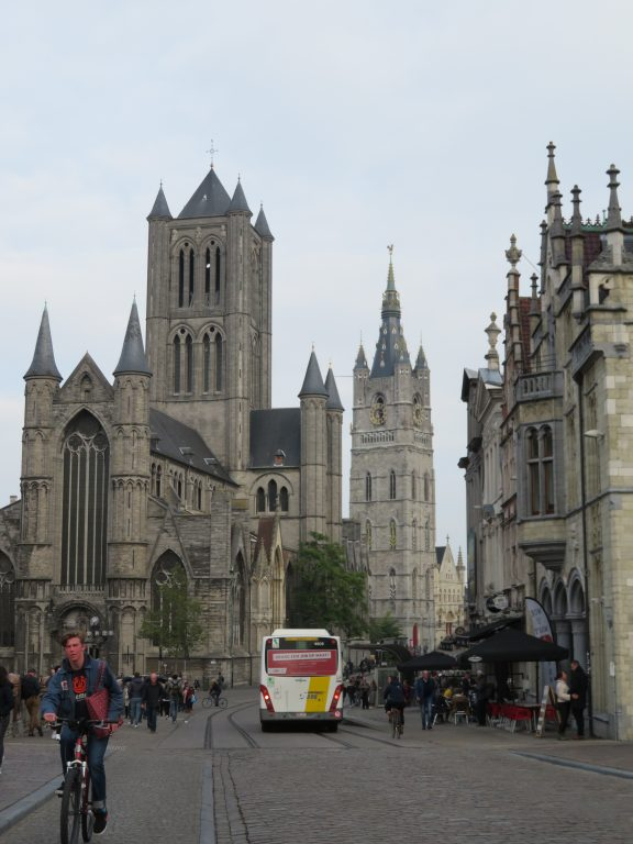 Ghent things to see and day half day trip from Brussels best places to visit in Belgium itinerary