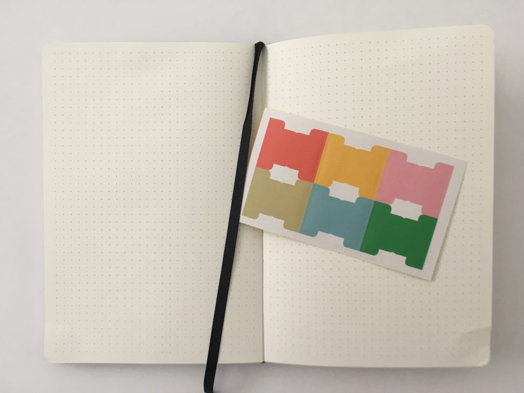 Lemome dot grid notebook bullet journal 5mm grid review pros and cons pen testing sewn bound a5 pen loop hardcover_16