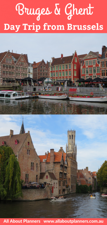 bruges and ghent day trip from brussels via the train photospots things to see and do itinerary