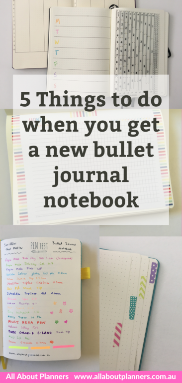 how to start a bullet journal things you need tips instructions how to organize newbie bujo