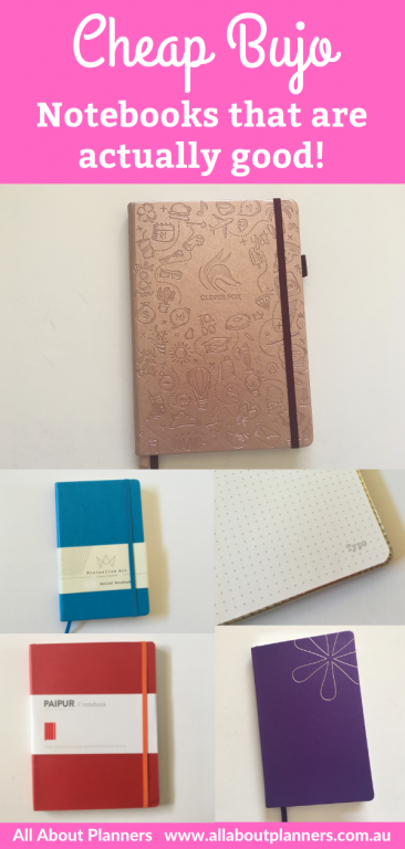 cheap bullet journal notebooks that are actually good pen testing paper quality cover colors pros and cons all about planners recommendation