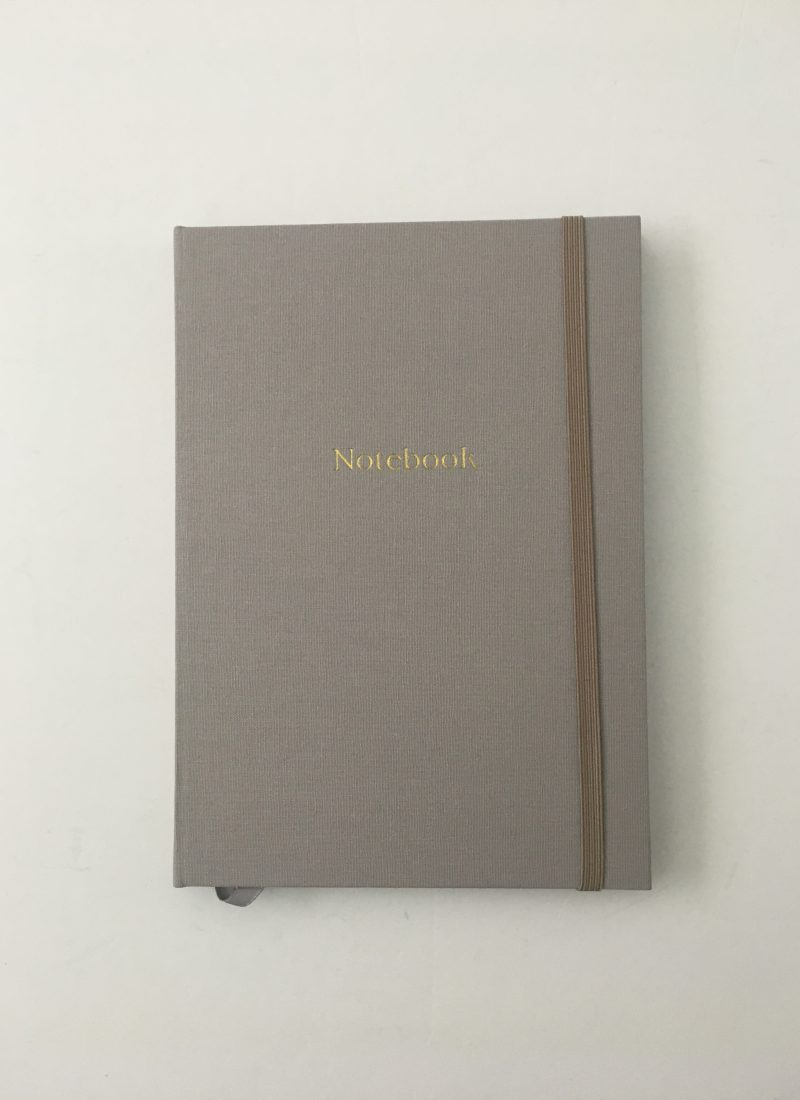 Review of the Francheville Dot Grid Journal from Spotlight (Including Pen Test)