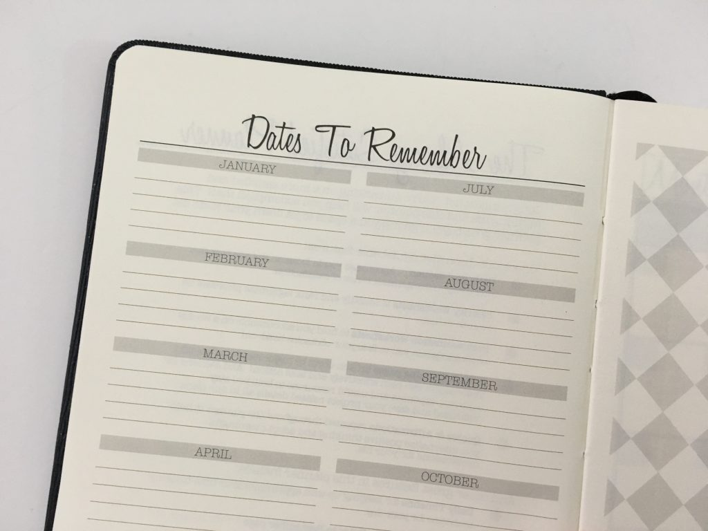 Always satisfied planner review daily weekly monthly pros and cons annual dates monday week start half hourly schedule project planner_05
