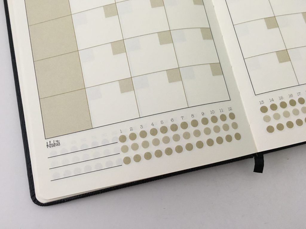 Always satisfied planner review daily weekly monthly pros and cons annual dates monday week start half hourly schedule project planner_08