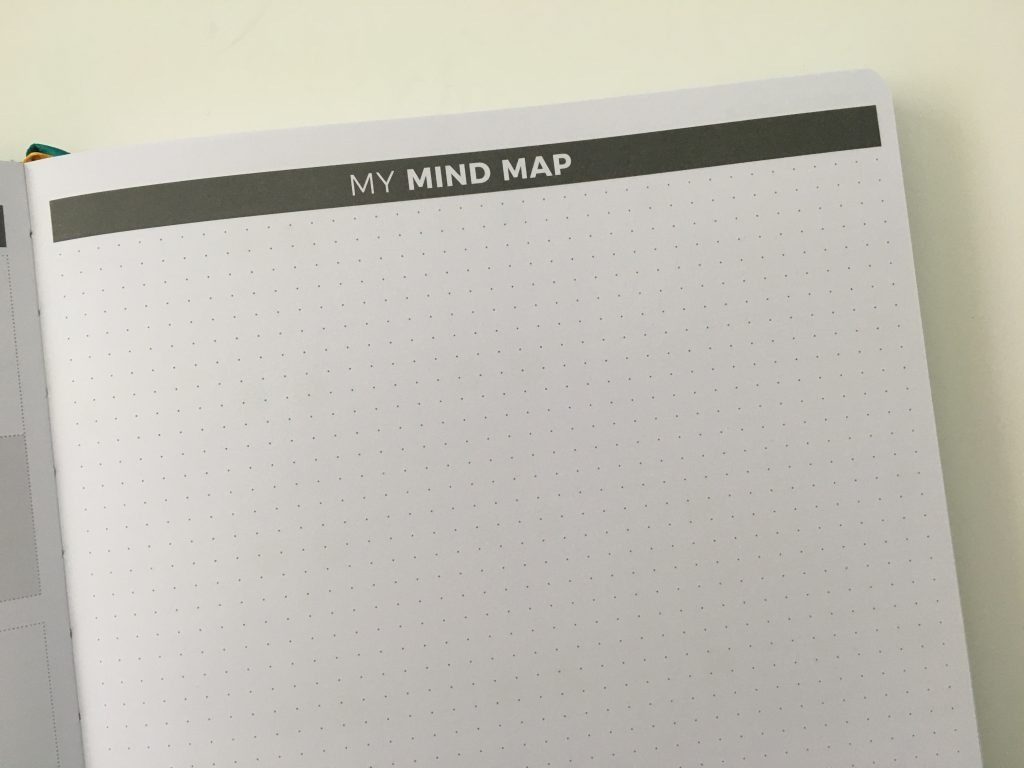 Clever fox pro weekly planner review affordable us letter page size functional layout goal planning bright white paper thick no ghosting video review_22