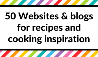 50 websites and blogs for recipes and cooking inspiration meal planning tips resources printable all about planners 2