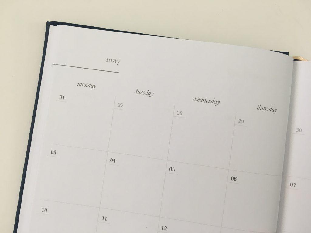 Kaisercraft weekly planner review pros and cons monday week start horizontal video pen testing australian planner brand_10
