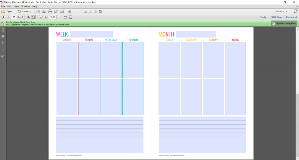 how do editable printables work all about planners vertical layout plan digitally versus on paper