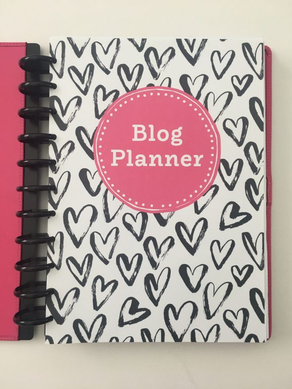 how to make a personalised planner or binder cover using picmonkey step by step video tutorial
