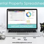 The Excel spreadsheets I use to manage my investment property (income, expenses, tax deductions, the loan etc.)