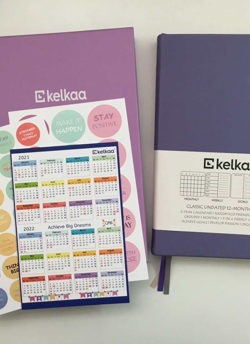 Kelkaa weekly planner review dashboard minimalist amazon pen test pros and cons a5 portable cheap_02
