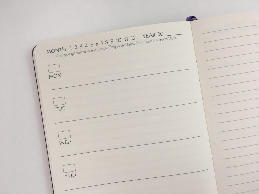 Kelkaa weekly planner review dashboard minimalist amazon pen test pros and cons a5 portable cheap_15