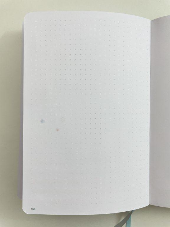 esc goods bullet journal pen testing australia 160 gsm thick paper fine tip gel ballpoint highlighters stamps review