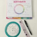 How to use the Helix Circle Maker for bullet journaling