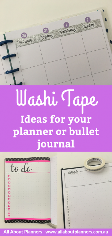 washi tape tips bullet journal how to use functional decorative ink by jeng sunshine sticker weekly spread hacks