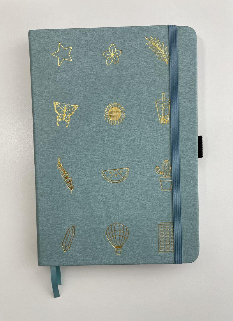Amanda Rach Lee Bullet Journal Notebook Review (Including Pen Test)