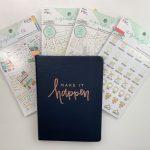 The Paper Studio 'Make it Happen' Bullet Journal Review