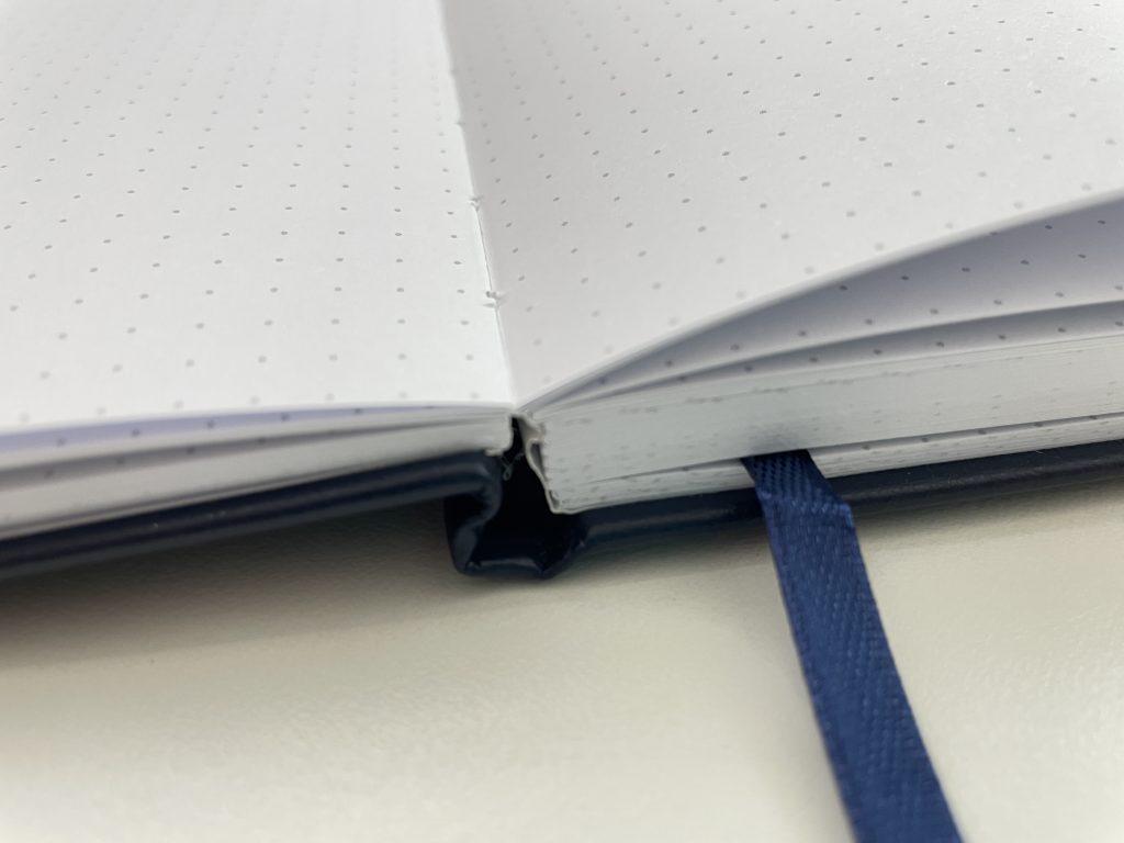 paper studio agenda 52 bullet journal notebook 5mm dot grid bright white pages hobby lobby