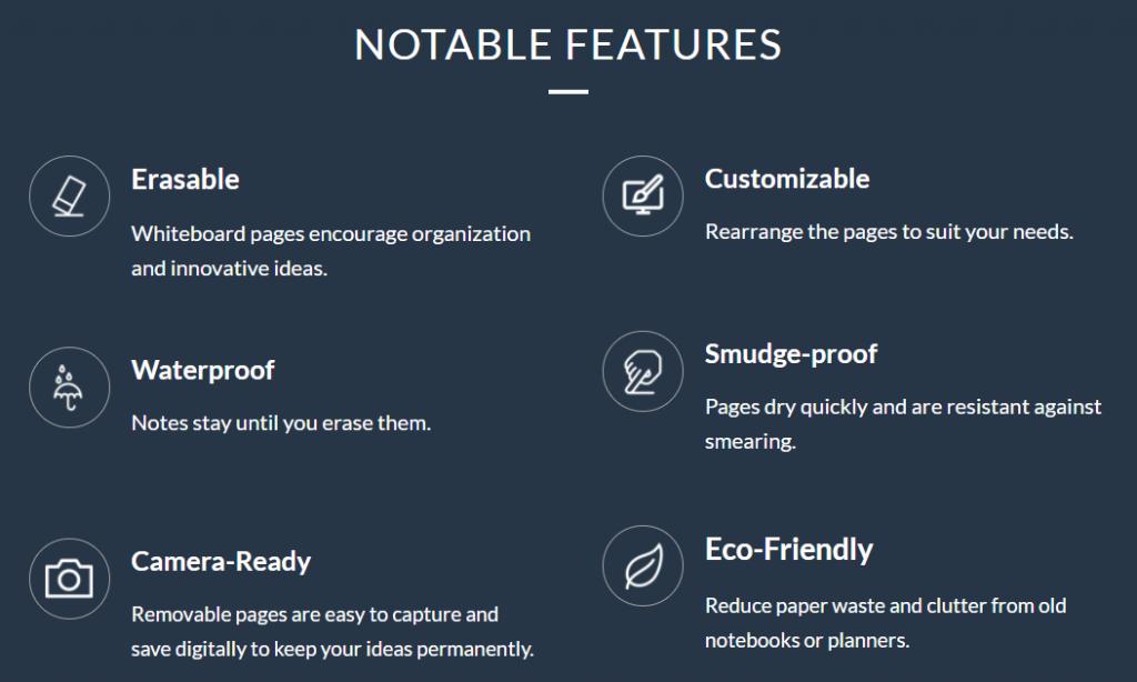 sora reusable notebook features