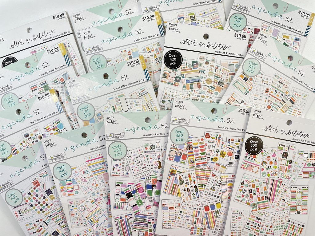 the paper studio planner stickers review functional botanical cleaning houses budgeting travel expecting mum teacher-min