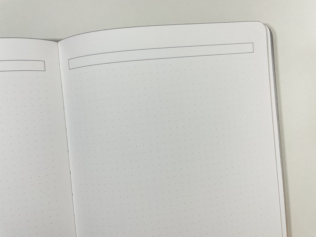 thinkers notebook review pros and cons bright white paper pen testing app 5mm dot grid