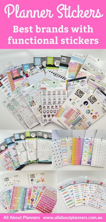 planner stickers favorite functional sticker brands rainbow mambi sticker book oh hello co carpe diem the paper studio bloom amazon all about planners