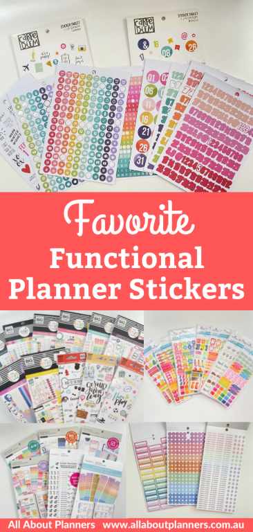 planner stickers favorite functional sticker brands rainbow mambi sticker book oh hello co carpe diem the paper studio bloom amazon recommended