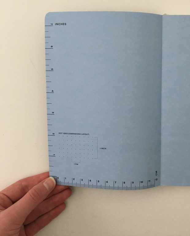 scribe dot grid journal measuring rulers dot grid pen testing pros and cons video review