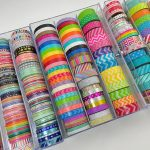 My all time favorite washi tapes (and how I organize them)
