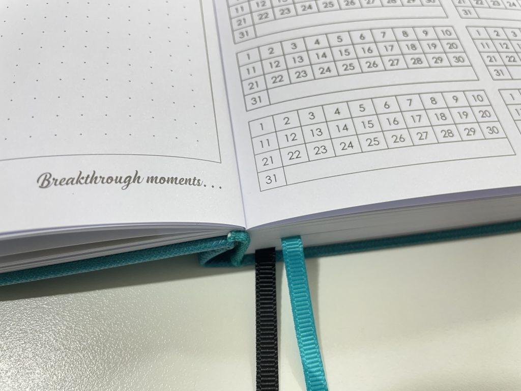 wordsworth weekly planner review dashboard sewn bound lay flat undated monday start good planner for students