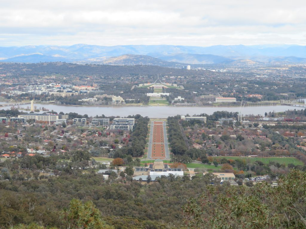 mount ainslie best of canberra in one day itinerary winter things to see and do attractions photo spots