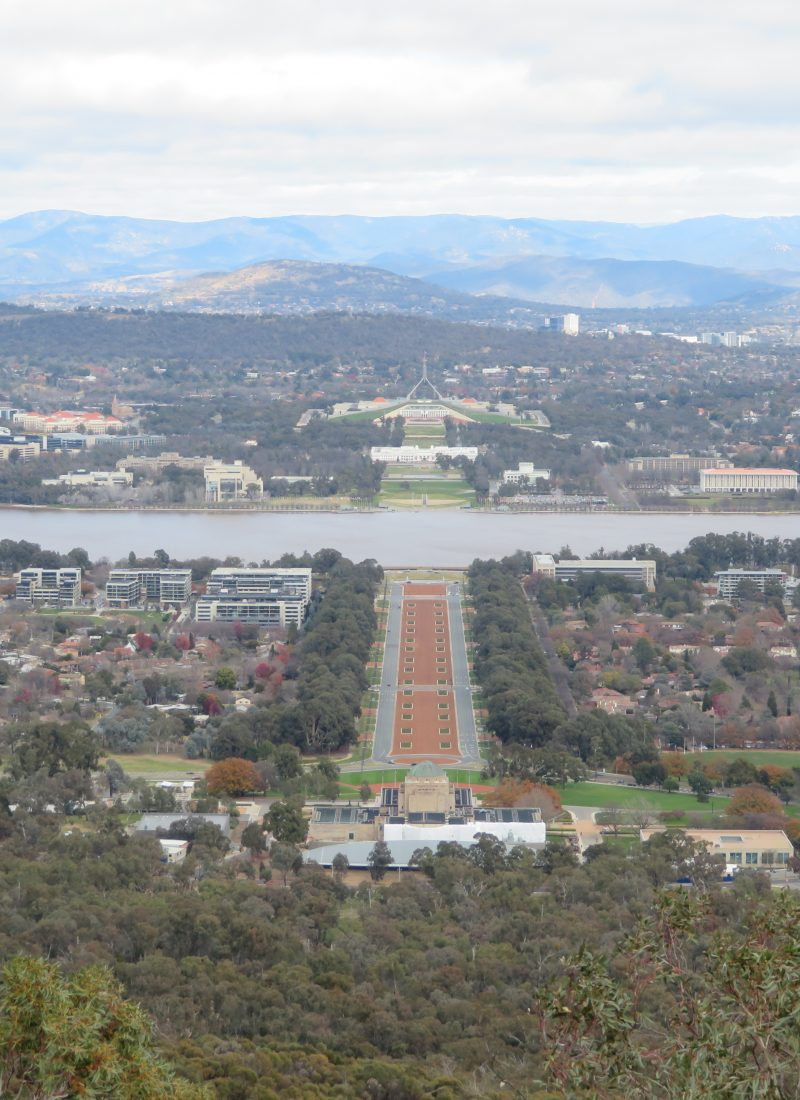 Best of Canberra in One Day (Detailed Itinerary with Suggested Times)