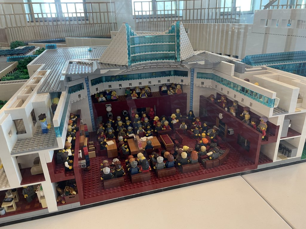parliament house canberra australia lego replica things to see and do attractions