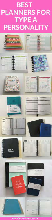 best planners for type a personality recommendations all about planners vertical hourly checklist student planner organized clever fox mi goals